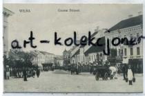 Wilno - Wilna - Grosse Strasse