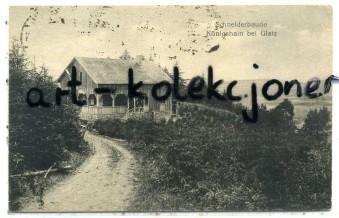Wojciechowice- Konigshain k.Kłodzko-Schneiderbaude