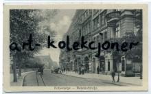 Inowrocław - Hohensalza - Bahnhofstrasse