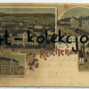 Bogatynia - Reichenau - Litografia