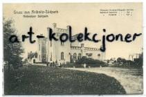 Rybnica gm. Kąty Wrocławskie - Pałac