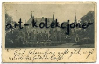 Kliczków - Klitschdorf - Pałac