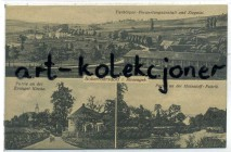 Siedlęcin - Boberrohrsdorf -  k. Jelenia Góra - Trzy ujęcia