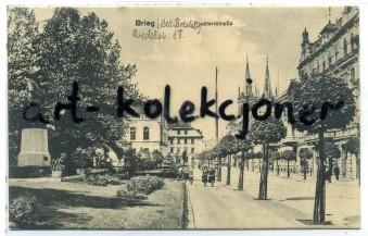 Brzeg - Brieg - Piastenstrasse