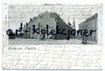 Legnica - Liegnitz - Breslauer Platz