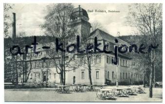 Duszniki Zdrój - Bad Reinerz - Badehaus