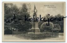 Ostróda - Osterode - Pomnik