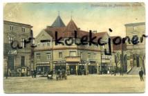 Oborniki Wlkp. - Obornik - Marktplatz