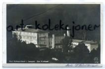 Czerniawa Zdrój - Bad Schwarzbach - Kurhaus