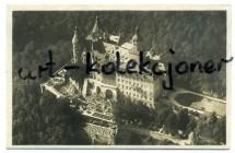 Zamek Książ - Furstenstein - Ciekawe lotnicze ujęcie