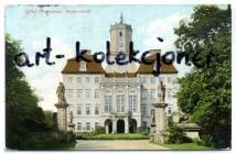 Zamek Książ - Furstenstein - Ciekawe ujęcie - Kolor
